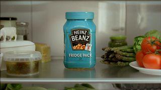 Heinz Fridge Pack in Fridge