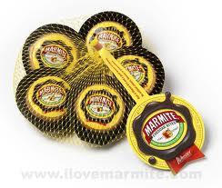 Marmite Cheddar Bites