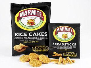 Marmite Salty Snacks