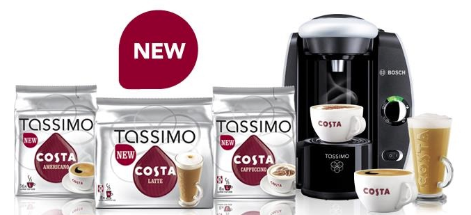 costa coffee distribution channels