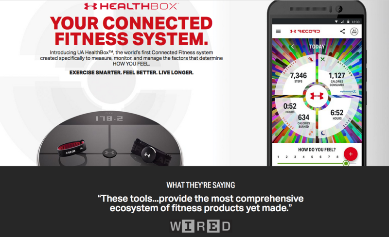 UA Connected Fitness