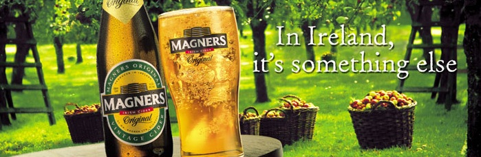 The brandgym blog: Magners cider show how product rituals can drive